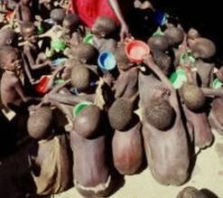 Mennyiségi éhezés