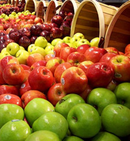 Az alma gyógyító hatással rendelkezik.