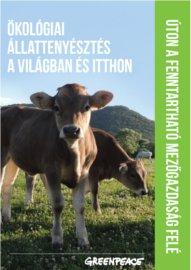 Ökológiai állattenyésztés a világban és itthon